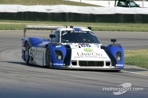 #60 Michael Shank Racing with Curb-Agajanian Ford Riley: John Pew, Oswaldo Negri