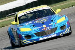 #41 Dempsey Racing Mazada RX-8: Charles Putman, Charles Espenlaub, Tom Long