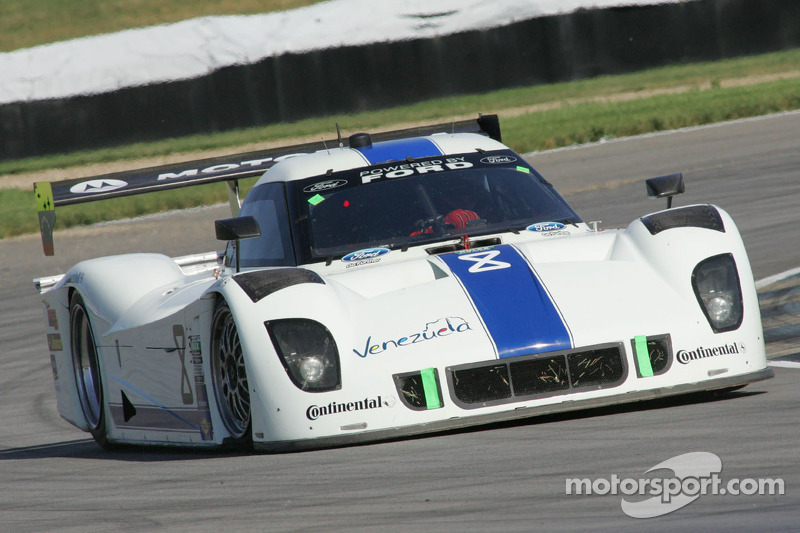 #8 Starworks Motorsport Ford Riley: Enzo Potolichio, Ryan Dalziel