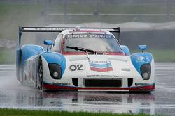 #02 Chip Ganassi Racing with Felix Sabates BMW Riley: Jamie McMurray, Juan Pablo Montoya, Scott Dixon