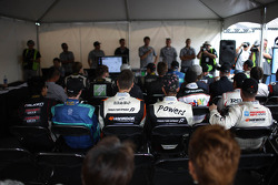 Drivers' meeting
