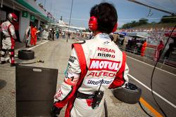 #23 Nismo Nissan GT-R team member