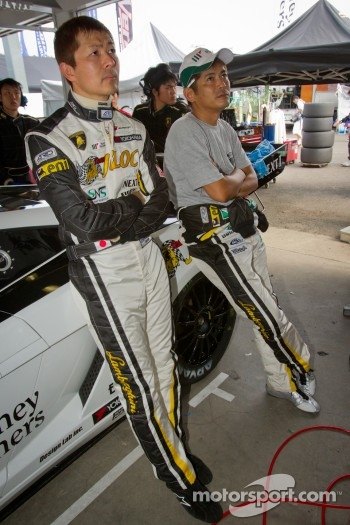 Manabu Orido and Takayuki Aoki