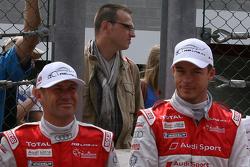 Tom Kristensen, Andre Lotterer