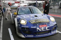 #74 ProSpeed Competition Porsche 997 GT3 R: Paul Van Splunteren, Maxime Soulet, Dylan Derdaele, Fred Bouvy