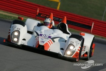 #05 CORE Autosport Oreca FLM09 Chevrolet: Jonathan Bennett, Colin Braun 