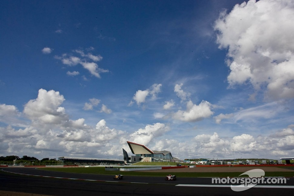 Silverstone Atmosphere