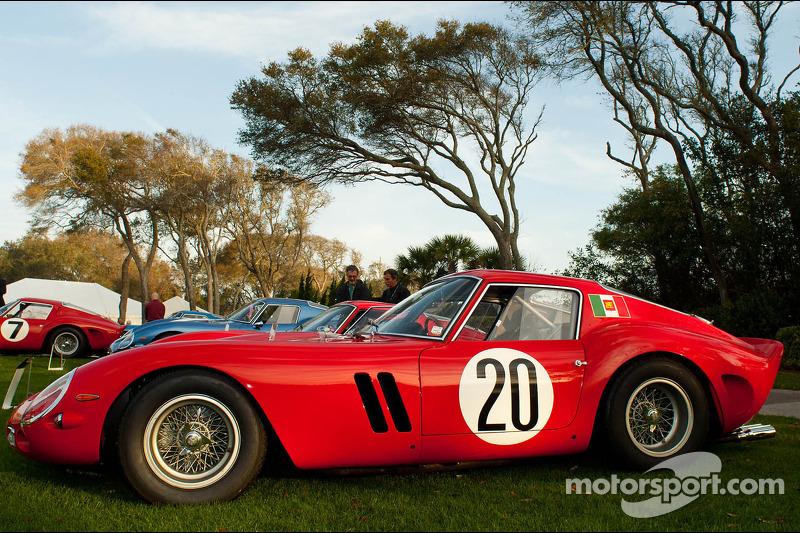 1963 Ferrari 250 GTO: Tom & Gwen Price