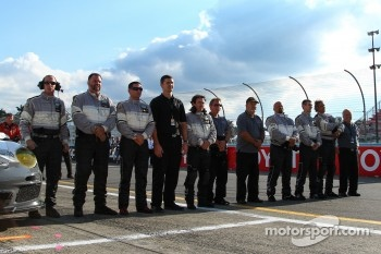 Crew of Magnus Racing