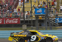 Marcos Ambrose takes the win