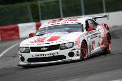 #57 Stevenson Motorsports Chevrolet Camaro GT.R: John Edwards, Robin Liddell