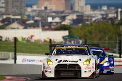 #3 NDDP Racing Nissan GT-R Nismo GT3: Yuhi Sekiguchi, Katsumasa Chiyo, Daiki Sasaki