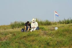 DTM: Spectators at circuit Zandvoort