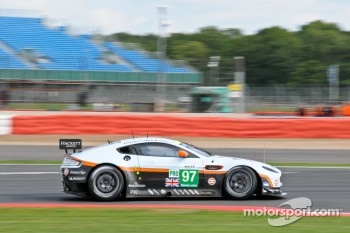 #97 Aston Martin RacingAston Martin Vantage V8: Stefan Mcke, Adrian Fernandez, Darren Turner