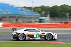 #97 Aston Martin RacingAston Martin Vantage V8: Stefan Mücke, Adrian Fernandez, Darren Turner