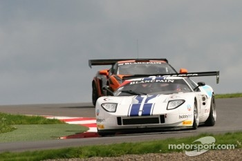 #10 Sunred Ford GT: Milos Pavlovic, Mateo Cressoni