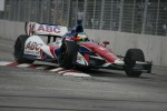 Mike Conway, A.J. Foyt Enterprises Honda