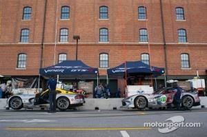 #90 and #91 SRT Motorsports SRT Viper GTSR