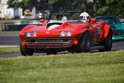 #20 Al DeBonis Millbrook, N.Y. 1967 Chevy Corvette