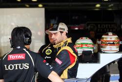 Jerome d'Ambrosio, Lotus F1 Team
