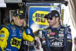 Matt Kenseth and Jimmie Johnson