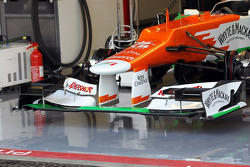 Sahara Force India F1 Team front wing