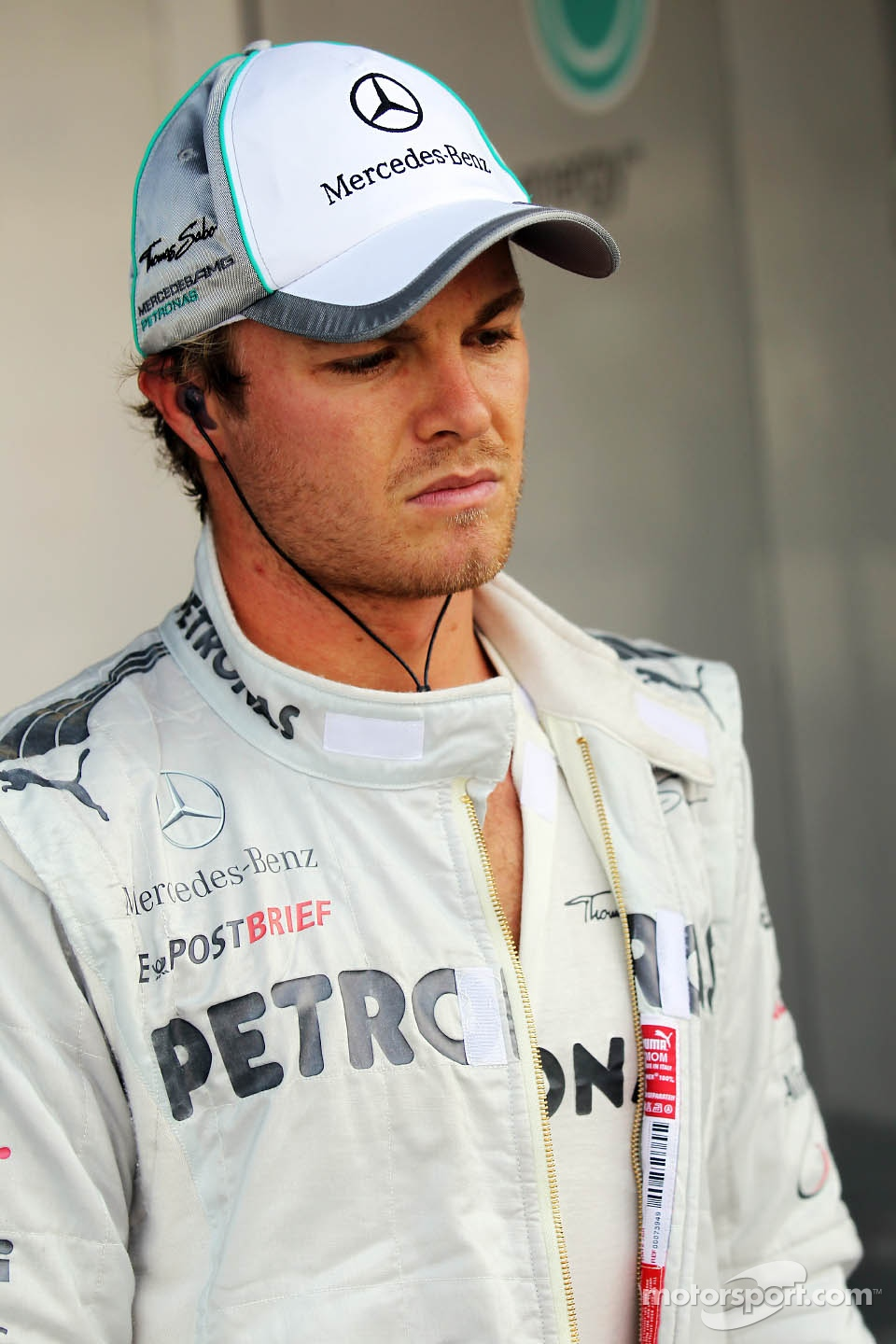 Nico Rosberg, Mercedes AMG F1,