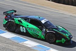 #03 Extreme Speed Motorsport Ferrar F458: Johannes van Overbeek, Mike Hedlund