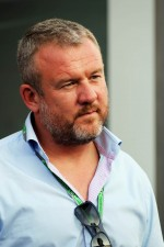 Richard Goddard, Driver Manager of Paul di Resta, Sahara Force India F1 and Jenson Button, McLaren