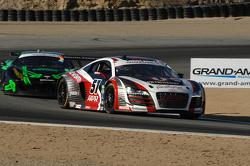 #51 APR Motorsport Motul Audi R8 GRAND-AM: Jim Norman, Dion von Moltke