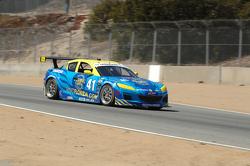 #41 Dempsey Racing Bass2BillFish / Visit Florida Mazda RX-8: Charles Espenlaub, Charles Putnam
