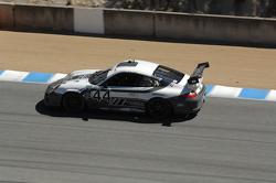 #44 Magnus Racing Porsche GT3 Cup: Andy Lally, John Potter