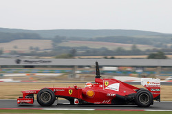 Jules Bianchi, test driver, Scuderia Ferrari