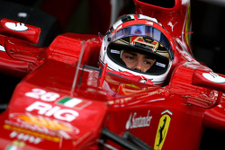 Davide Rigon, Scuderia Ferrari
