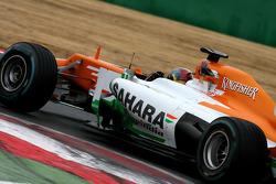 Rodolfo Gonzalez, Sahara Force India Formula One Team