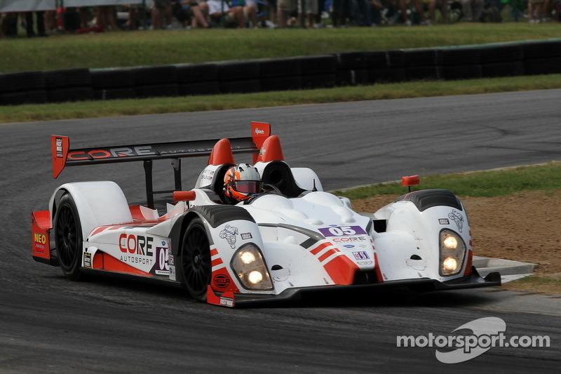#05 CORE Autosport Oreca FLM09: Jonathan Bennett, Colin Braun