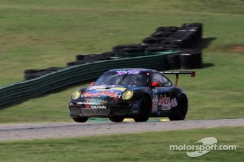 #66 TRG Porsche 911 GT3 Cup: Emilio Di Guida, Spencer Pumpelly