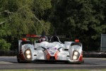 #06 CORE Autosport Oreca FLM09: Alex Popow, Ryan Dalziel