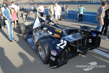 Car of Oriol Servia, Dreyer & Reinbold Racing Chevrolet