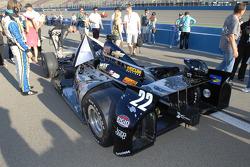 Car of Oriol Servia, Dreyer & Reinbold Racing Chevrolet