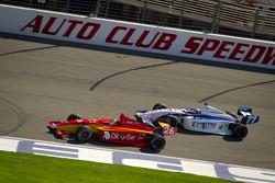 Carlos Munoz, Andretti Autosport and Tristan Vautier, Sam Schmidt Motorsports