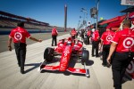 Scott Dixon, Target Chip Ganassi Racing Honda
