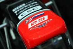Marussia F1 Team nosecone