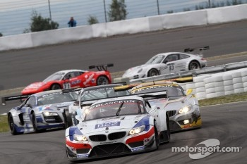 #37 DB Motorsport BMW Z4 GT3: Simon Knap, Andrew Danyliw, Jochen Habets