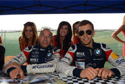 Autograph session, Tom Coronel, BMW 320 TC, ROAL Motorsport and Alberto Cerqui, BMW 320 TC, ROAL Motorsport