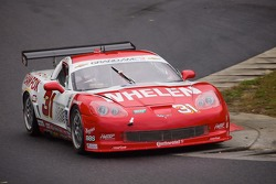 #31 Whelen Engineering Marsh Racing Chevrolet Corvette: Eric Curran, Boris Said