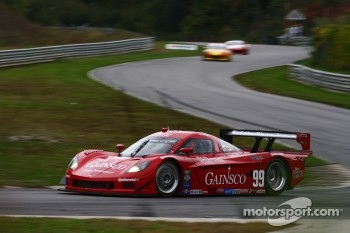 # 99 GAINSCO/Bob Stallings Racing Chevrolet Corvette DP: Jon Fogarty, Alex Gurney