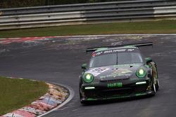 #98 Uwe Alzen Automotive Porsche 911 GT3 Cup: Uwe Alzen, Philipp Wlazik