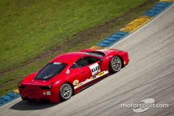 #68 Ferrari of San Francisco 458CS: Mike Hedlund