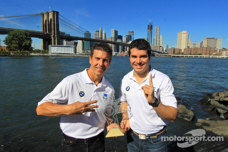 DP champions Scott Pruett and Memo Rojas